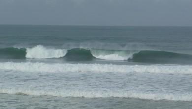 Surf report FR, Cap-Ferret - Plage de L'Horizon (33) du 2008-10-22 12:00:00