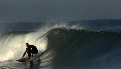 Surf report FR, Capbreton - Les Digues (40) du 2008-10-24 12:00:00