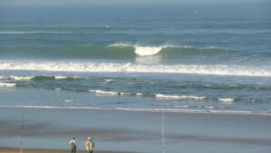 Surf report FR, Cap-Ferret - Plage de L'Horizon (33) du 2008-10-25 12:00:00