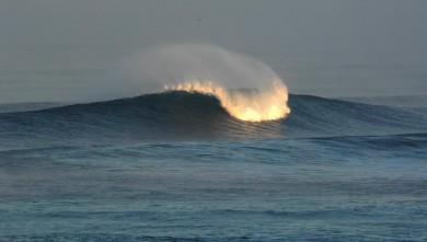 Surf report FR, Hossegor - La Nord (40) du 2008-10-25 12:00:00