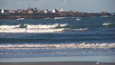 Surf report FR, Pors Carn (29) du 2008-10-29 12:00:00