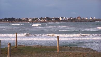 Surf report FR, Pors Carn (29) du 2008-10-30 12:00:00