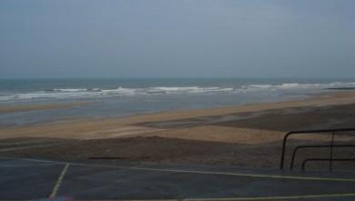 Surf report FR, Le Menhir (14) du 2008-11-03 12:00:00