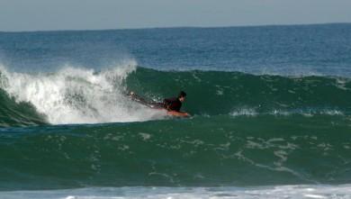 Surf report FR, Seignosse - Les Casernes (40) du 2008-11-04 12:00:00
