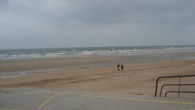 Surf report FR, Le Menhir (14) du 2008-11-05 12:00:00