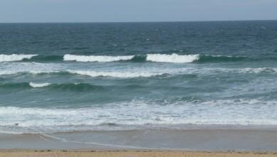 Surf report FR, Cap-Ferret - Plage de L'Horizon (33) du 2008-11-06 12:00:00
