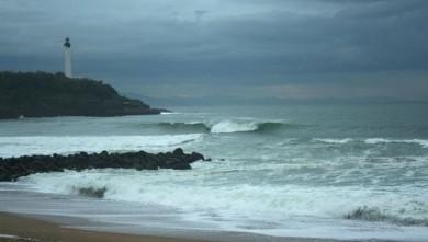 Surf report FR, Anglet VVF (64) du 2008-11-07 12:00:00