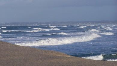 Surf report FR, La Torche (29) du 2008-11-07 12:00:00