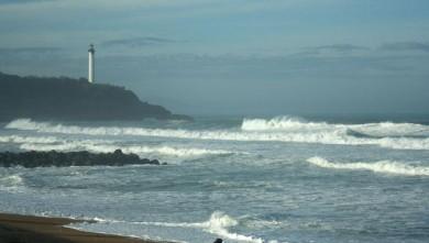 Surf report FR, Anglet VVF (64) du 2008-11-08 12:00:00