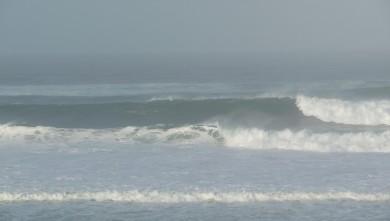 Surf report FR, Cap-Ferret - Plage de L'Horizon (33) du 2008-11-08 12:00:00