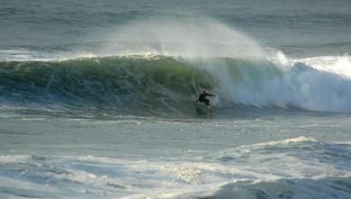 Surf report FR, Seignosse - Les Casernes (40) du 2008-11-08 12:00:00