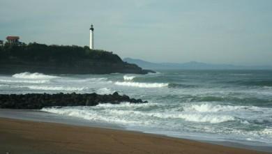 Surf report FR, Anglet VVF (64) du 2008-11-09 12:00:00
