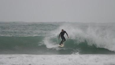 Surf report FR, Pors Carn (29) du 2008-11-10 12:00:00