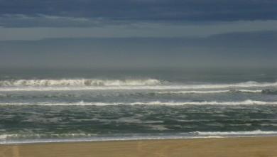 Surf report FR, Seignosse - Les Bourdaines (40) du 2008-11-10 12:00:00