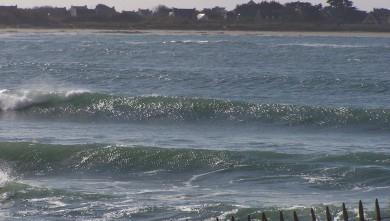 Surf report FR, Pors Carn (29) du 2008-11-12 12:00:00