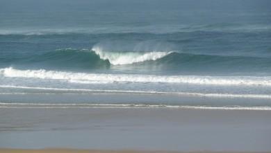 Surf report FR, Cap-Ferret - Plage de L'Horizon (33) du 2008-11-13 12:00:00