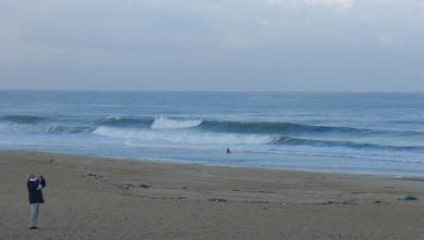 Surf report FR, Hossegor - La Nord (40) du 2008-11-13 12:00:00