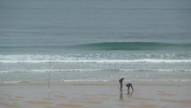 Surf report FR, Cap-Ferret - Plage de L'Horizon (33) du 2008-11-15 12:00:00