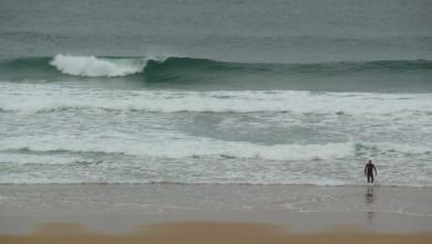 Surf report FR, Cap-Ferret - Plage de L'Horizon (33) du 2008-11-16 12:00:00
