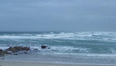 Surf report FR, La Torche (29) du 2008-11-18 12:00:00