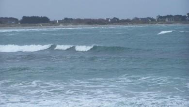 Surf report FR, Pors Carn (29) du 2008-11-18 12:00:00