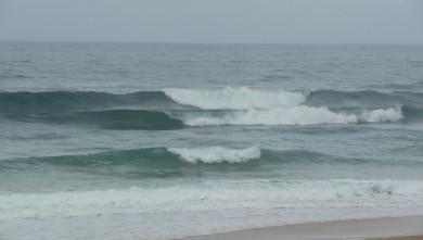 Surf report FR, Cap-Ferret - Plage de L'Horizon (33) du 2008-11-19 12:00:00