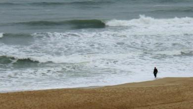 Surf report FR, Seignosse - Les Casernes (40) du 2008-11-19 12:00:00