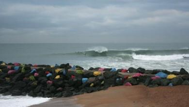 Surf report FR, Anglet Sables d'Or (64) du 2008-11-20 12:00:00