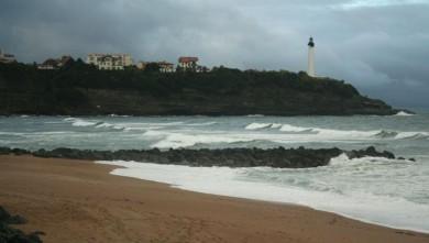 Surf report FR, Anglet VVF (64) du 2008-11-21 12:00:00