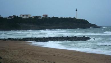 Surf report FR, Anglet VVF (64) du 2008-11-22 12:00:00