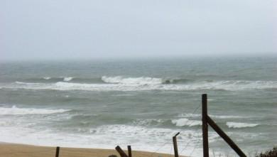 Surf report FR, Seignosse - Les Bourdaines (40) du 2008-11-23 12:00:00