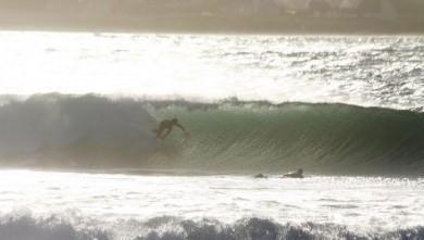 Surf report FR, Pors Carn (29) du 2008-11-25 12:00:00