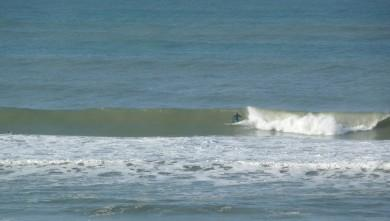 Surf report FR, Cap-Ferret - Plage de L'Horizon (33) du 2008-11-26 12:00:00