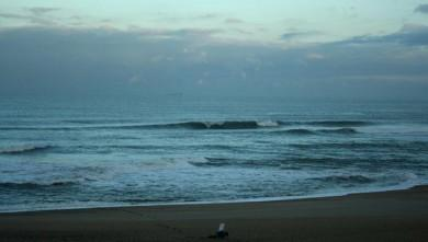 Surf report FR, Anglet Sables d'Or (64) du 2008-11-27 12:00:00