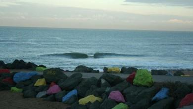 Surf report FR, Anglet Sables d'Or (64) du 2008-11-28 12:00:00