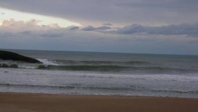 Surf report FR, Biarritz - Grande Plage (64) du 2008-11-29 12:00:00