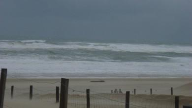 Surf report FR, Seignosse - Le Penon (40) du 2008-12-03 12:00:00