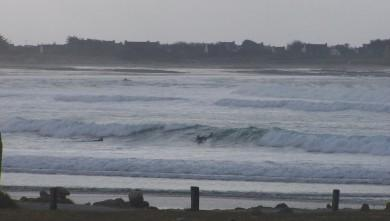 wave report FR, Pors Carn (29) du 2008-12-13 12:00:00