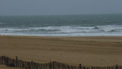 wave report FR, Seignosse - Les Casernes (40) du 2008-12-13 12:00:00