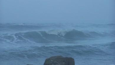 wave report FR, La Torche (29) du 2008-12-19 12:00:00