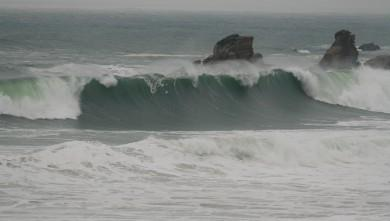 wave report FR, Quiberon - Port Blanc (56) du 2008-01-04 12:00:00