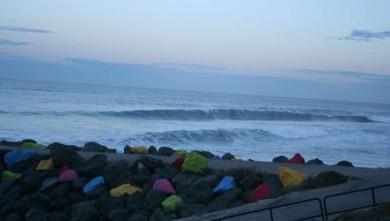 wave report FR, Anglet VVF (64) du 2008-01-14 12:00:00