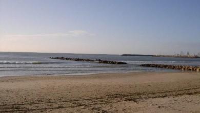 wave report FR, Palavas-les-Flots - Rive Droite (34) du 2008-01-17 12:00:00