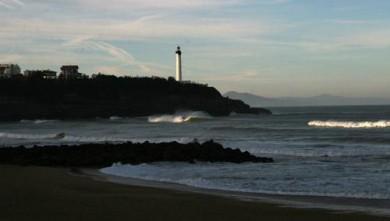 wave report FR, Anglet VVF (64) du 2008-01-20 12:00:00