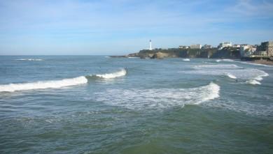 wave report FR, Biarritz - Grande Plage (64) du 2008-01-20 12:00:00