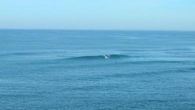 Surf report FR, Guethary Parlementia (64) du 2008-01-20 12:00:00