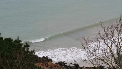 wave report FR, Perros-Guirec (22) du 2008-01-20 12:00:00