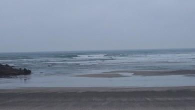 wave report FR, La Torche (29) du 2008-01-21 12:00:00