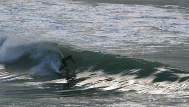 Surf report FR, Quiberon - Port Blanc (56) du 2008-01-22 12:00:00
