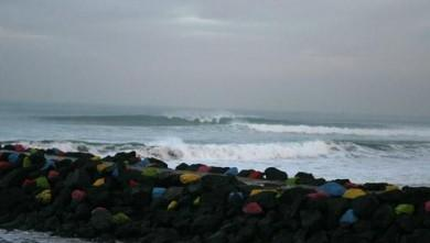 Surf report FR, Anglet Sables d'Or (64) du 2008-01-24 12:00:00